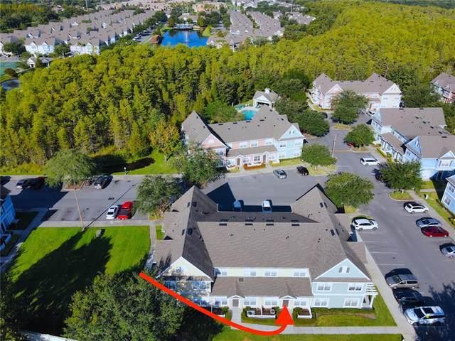 2205 San Vittorino Circle #106, Kissimmee, FL 34741 (MLS #S5057064) :: Griffin Group