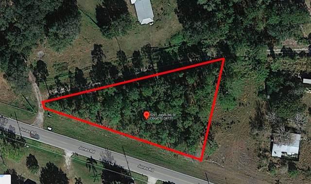 Jones Road, Saint Cloud, FL 34771 (MLS #S5057187) :: Delgado Home Team at Keller Williams