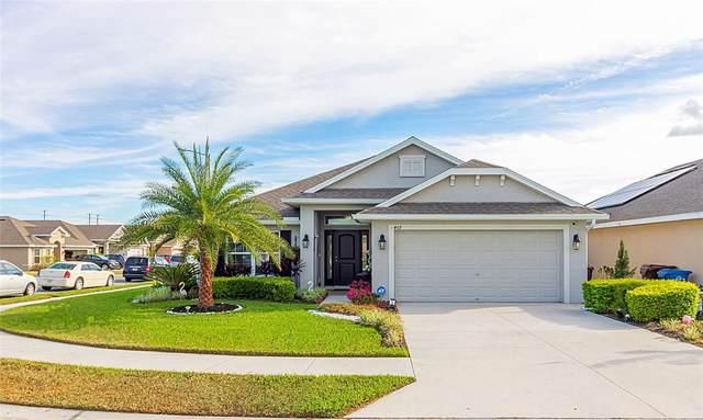 407 Buchannan Drive, Davenport, FL 33837 (MLS #S5057357) :: Everlane Realty