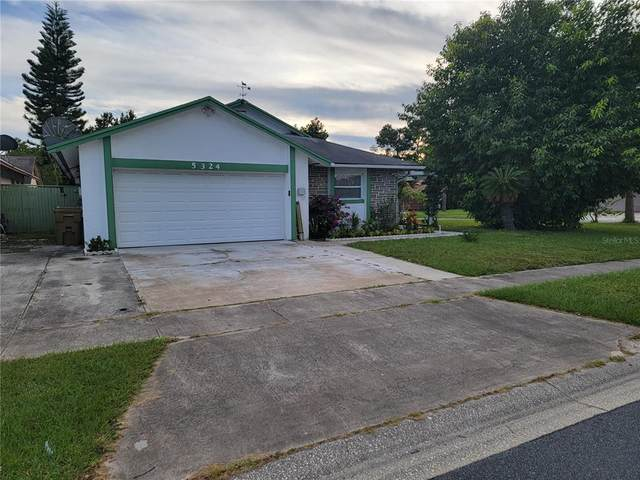 5324 Barefoot Path, Kissimmee, FL 34746 (MLS #S5057368) :: Cartwright Realty