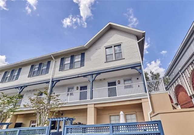 720 Celebration Avenue #205, Celebration, FL 34747 (MLS #S5057520) :: Vivian Gonzalez   Ocean Real Estate Group, LLC