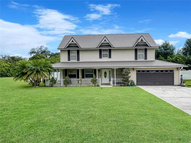 1660 Big Oak Lane, Kissimmee, FL 34746 (MLS #S5057670) :: Everlane Realty