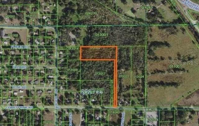 Mt Tabor Road, Lakeland, FL 33810 (MLS #S5057710) :: Florida Real Estate Sellers at Keller Williams Realty