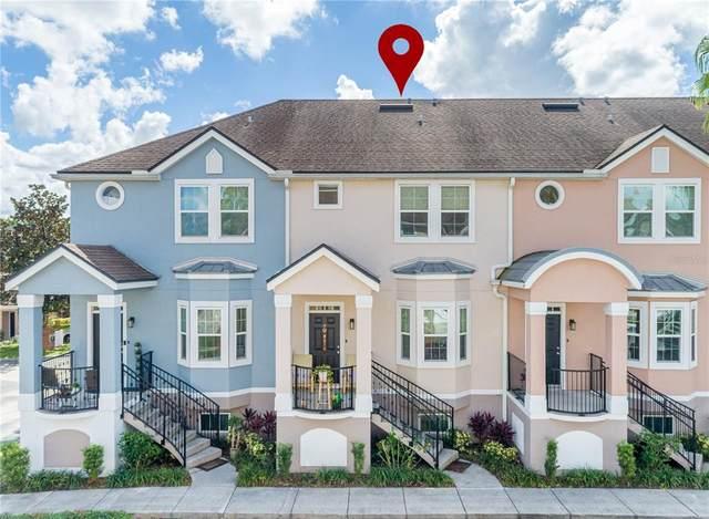 6624 Time Square Avenue #104, Orlando, FL 32835 (MLS #S5057746) :: SunCoast Home Experts