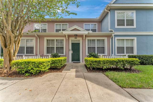 4013 Venetian Bay Drive #103, Kissimmee, FL 34741 (MLS #S5057769) :: MVP Realty