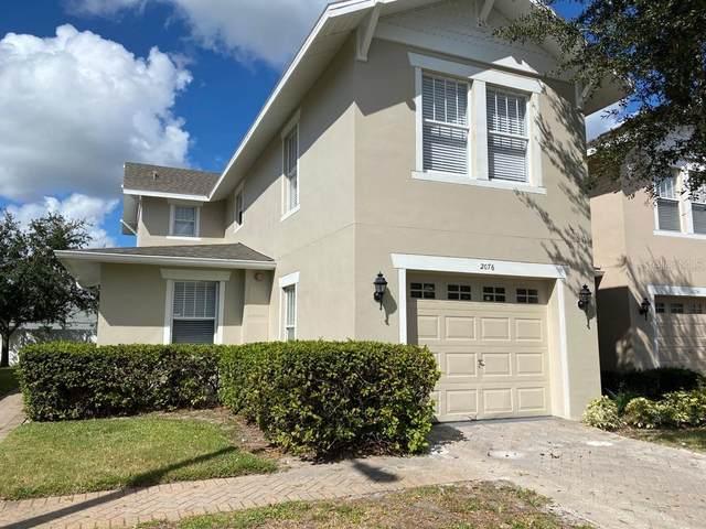 2076 Cypress Bay Boulevard, Kissimmee, FL 34743 (MLS #S5057798) :: Blue Chip International Realty