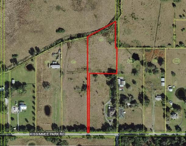 Lot 101 Kissimmee Park Rd, Saint Cloud, FL 34772 (MLS #S5057818) :: Team Pepka