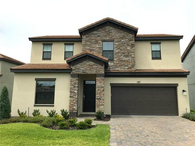 187 Mitchells Manor, Haines City, FL 33844 (MLS #S5057822) :: Expert Advisors Group