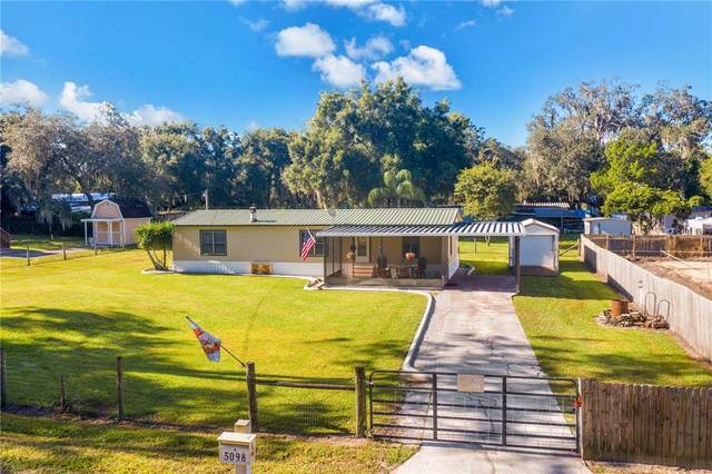 5098 S Kaliga Drive, Saint Cloud, FL 34771 (MLS #S5057828) :: Global Properties Realty & Investments