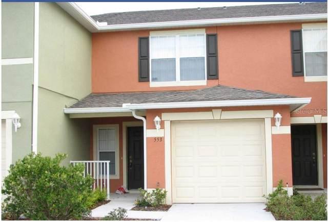 553 Cresting Oak Circle #84, Orlando, FL 32824 (MLS #S5057855) :: Florida Real Estate Sellers at Keller Williams Realty