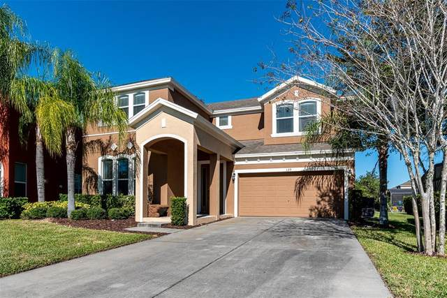 120 Las Fuentes Drive, Kissimmee, FL 34746 (MLS #S5057928) :: Baird Realty Group