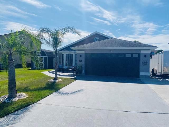 149 Coralwood Circle, Kissimmee, FL 34743 (MLS #S5057973) :: MVP Realty
