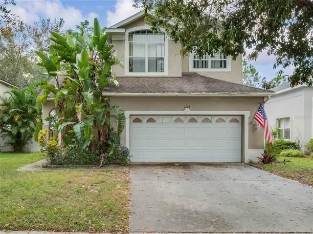 1729 Cambridge Village Court, Ocoee, FL 34761 (MLS #S5058010) :: Bustamante Real Estate
