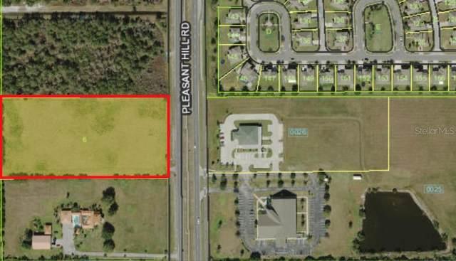 Pleasant Hill Road, Kissimmee, FL 34746 (MLS #S5058073) :: Everlane Realty