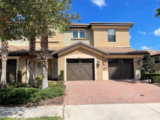 8967 Azalea Sands Lane #8967, Champions Gate, FL 33896 (MLS #S5058080) :: Your Florida House Team