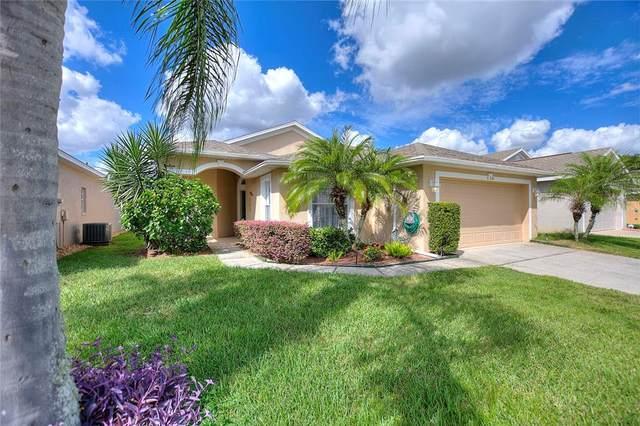 110 Laurel Oak Pass, Davenport, FL 33837 (MLS #S5058110) :: Vivian Gonzalez   Ocean Real Estate Group, LLC