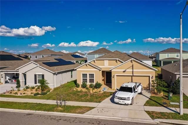 252 Taft Drive, Davenport, FL 33837 (MLS #S5058321) :: Cartwright Realty