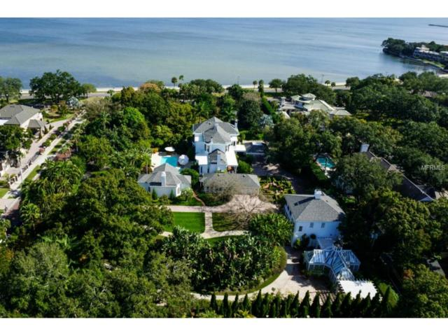 4621 Bayshore Boulevard, Tampa, FL 33611 (MLS #T2753993) :: The Duncan Duo & Associates