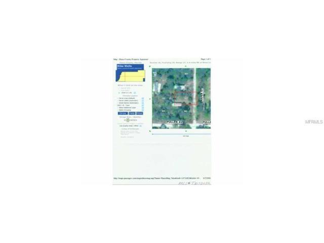 10833 Naper Street, New Port Richey, FL 34654 (MLS #T2759917) :: The Duncan Duo Team