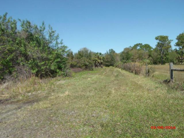 21ST Avenue SE Lot 2, Ruskin, FL 33570 (MLS #T2805613) :: Griffin Group