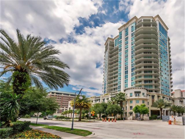 450 Knights Run Avenue #908, Tampa, FL 33602 (MLS #T2817209) :: The Duncan Duo Team