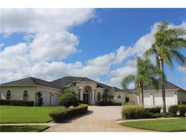 2603 Coastal Range Way, Lutz, FL 33559 (MLS #T2837908) :: The Duncan Duo & Associates