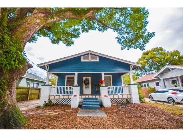 7106 N 10TH Street, Tampa, FL 33604 (MLS #T2852205) :: The Duncan Duo & Associates