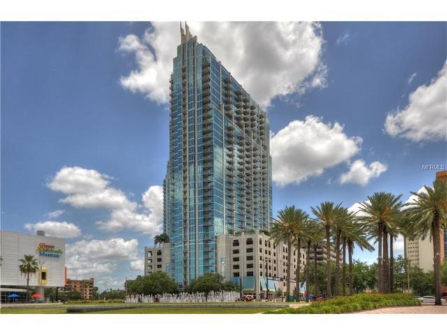 777 N Ashley Drive #2805, Tampa, FL 33602 (MLS #T2867013) :: The Duncan Duo & Associates
