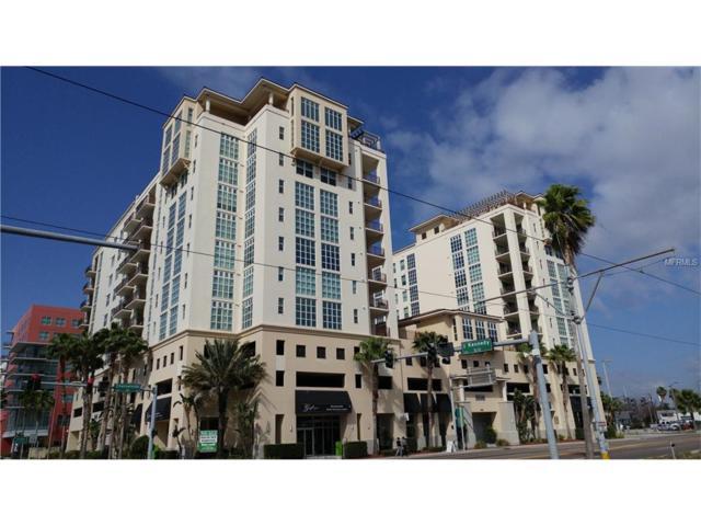 1227 E Madison Street #703, Tampa, FL 33602 (MLS #T2868321) :: The Duncan Duo & Associates
