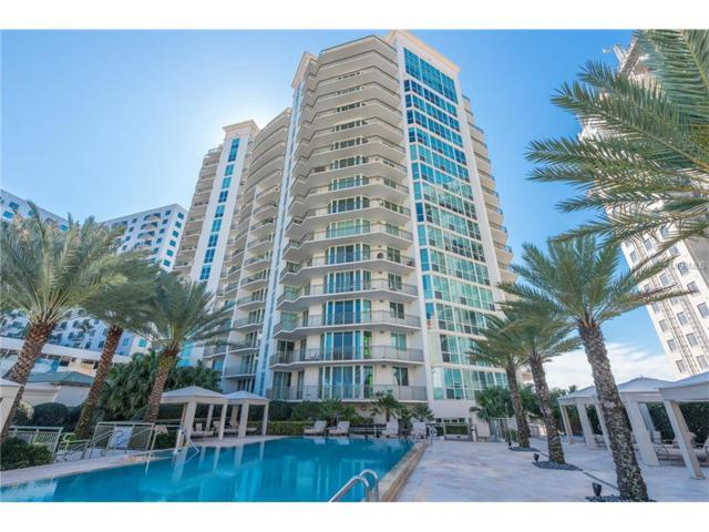 450 Knights Run Avenue #708, Tampa, FL 33602 (MLS #T2872105) :: The Duncan Duo & Associates