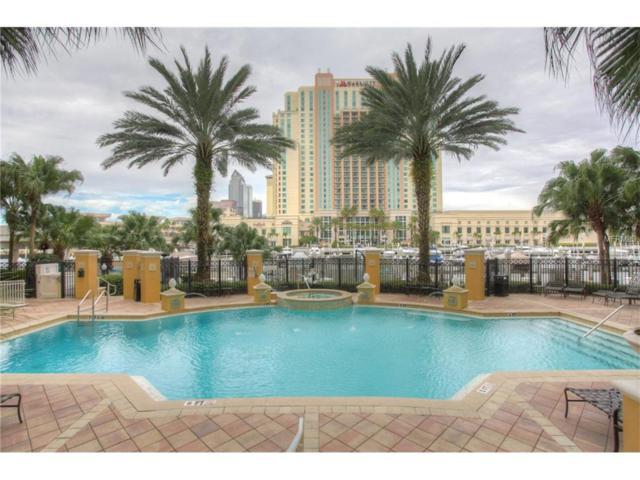 700 S Harbour Island Boulevard #446, Tampa, FL 33602 (MLS #T2875050) :: The Duncan Duo & Associates