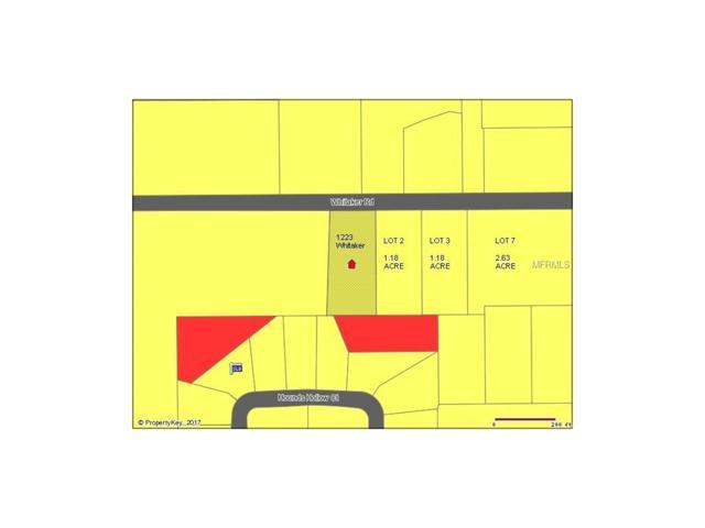 Whitaker Lot 2 Road, Lutz, FL 33549 (MLS #T2879352) :: The Duncan Duo & Associates
