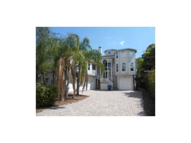 148 Sanctuary Drive, Crystal Beach, FL 34681 (MLS #T2879438) :: Chenault Group