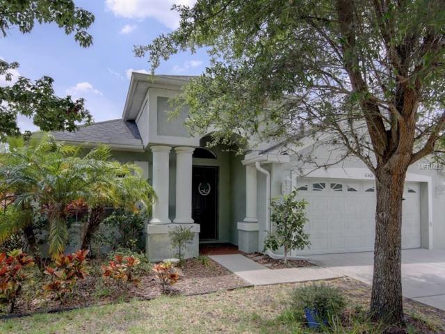 11406 Newgate Crest Drive, Riverview, FL 33579 (MLS #T2879698) :: The Duncan Duo & Associates