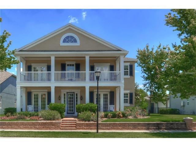 5410 Fishhawk Ridge Drive, Lithia, FL 33547 (MLS #T2880552) :: The Duncan Duo & Associates
