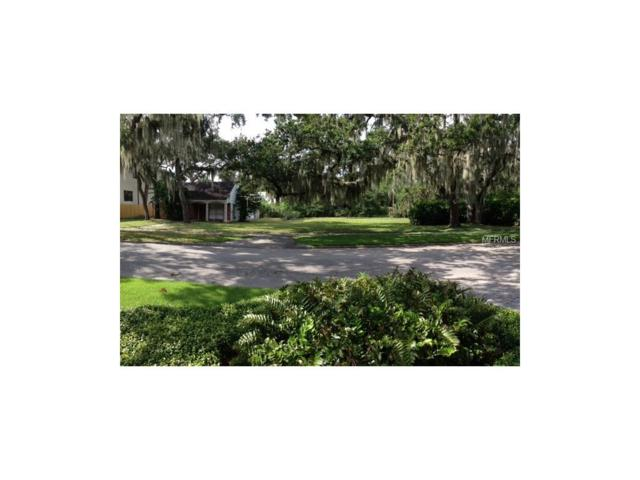 4806 W Beachway Drive Tract#1, Tampa, FL 33609 (MLS #T2882949) :: The Duncan Duo & Associates