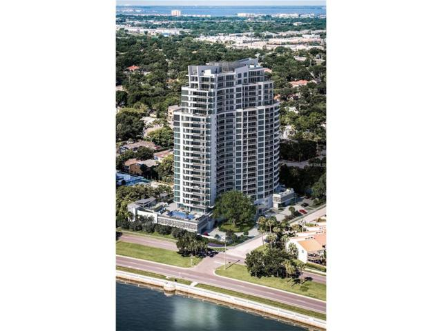 3401 Bayshore Boulevard #2201, Tampa, FL 33629 (MLS #T2883987) :: The Duncan Duo & Associates