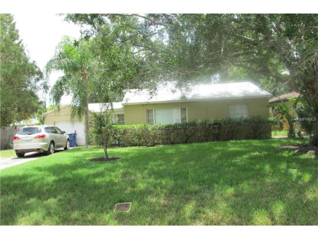 2810 Sanders Drive, Tampa, FL 33611 (MLS #T2884040) :: The Duncan Duo & Associates