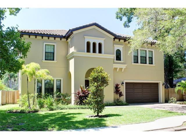 3903 W San Luis Street, Tampa, FL 33629 (MLS #T2884352) :: The Duncan Duo & Associates