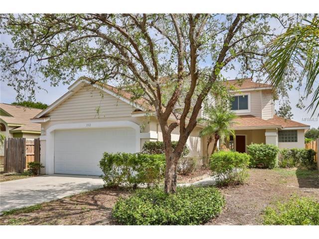 312 Sand Ridge Drive, Valrico, FL 33594 (MLS #T2884426) :: Griffin Group
