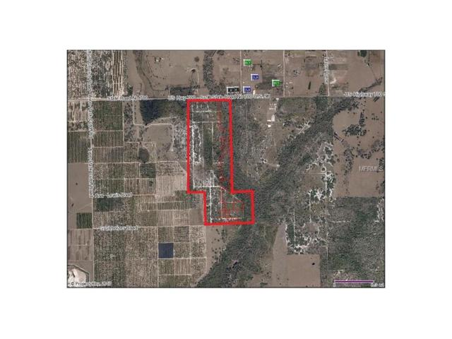 Us Hwy 98 W, Fort Meade, FL 33841 (MLS #T2885180) :: Griffin Group