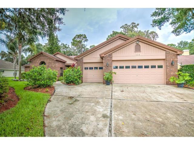 3812 Northridge Drive, Valrico, FL 33596 (MLS #T2886467) :: Arruda Family Real Estate Team