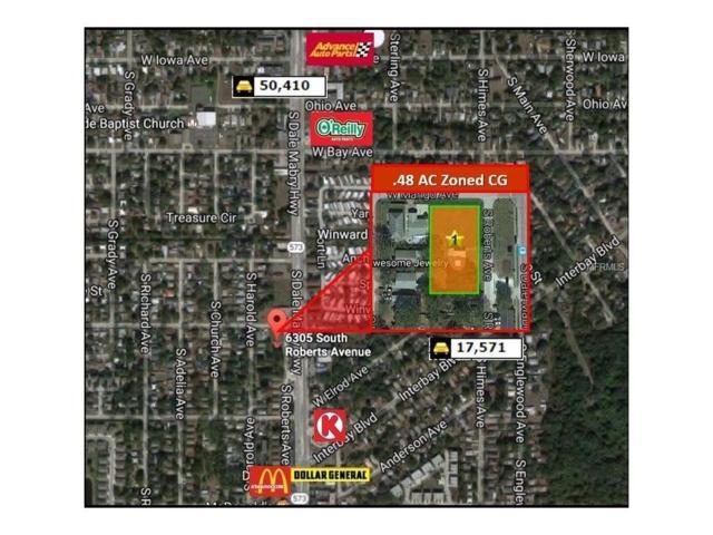 6305 S Roberts Avenue, Tampa, FL 33616 (MLS #T2886909) :: The Duncan Duo & Associates