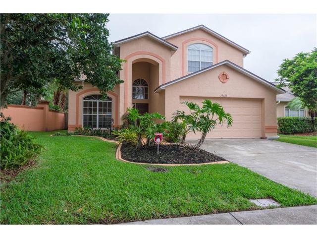 27323 New Smyrna Drive, Wesley Chapel, FL 33544 (MLS #T2887313) :: The Duncan Duo & Associates