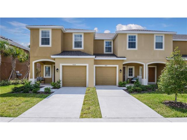 7026 Woodchase Glen Drive 4-9, Riverview, FL 33578 (MLS #T2888062) :: The Duncan Duo Team