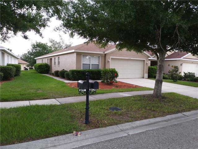 11342 Palm Island Avenue, Riverview, FL 33569 (MLS #T2888368) :: The Duncan Duo & Associates