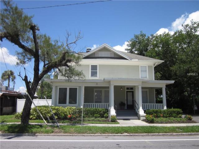211 S Boulevard, Tampa, FL 33606 (MLS #T2888465) :: The Duncan Duo & Associates