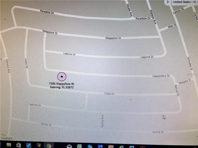 7385 Happyface Street, Sebring, FL 33872 (MLS #T2888763) :: The Duncan Duo Team