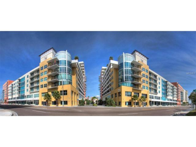 1120 E Kennedy Boulevard #1211, Tampa, FL 33602 (MLS #T2889184) :: The Duncan Duo & Associates
