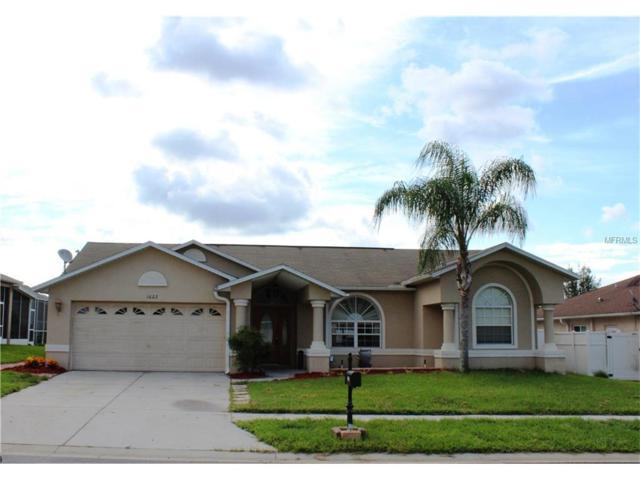 1622 Crazy Horse Drive, Lutz, FL 33559 (MLS #T2889370) :: Arruda Family Real Estate Team